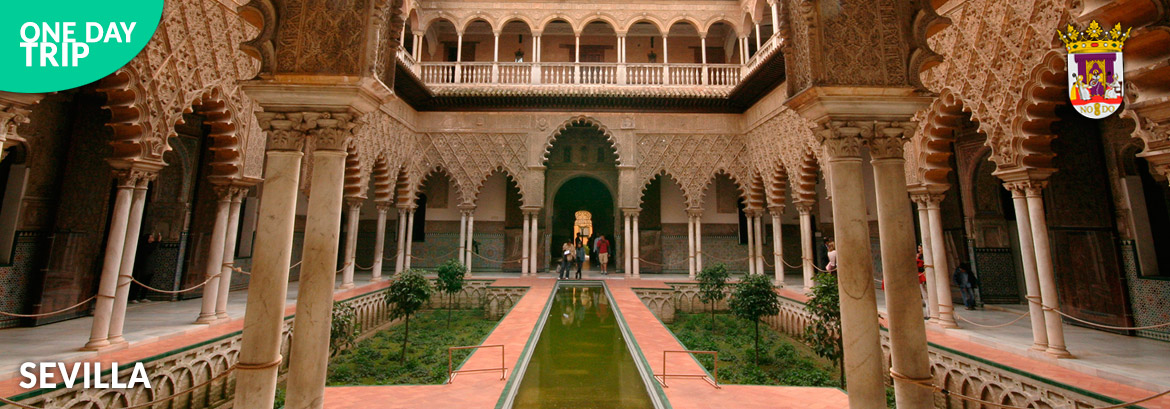 One day trips to Sevilla