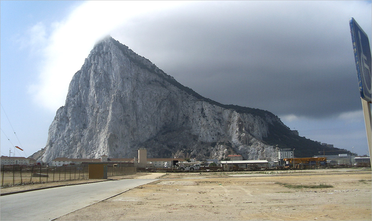 Transfer to Gibraltar