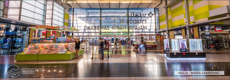 Ir de compras en Málaga   Tiendas y centros comerciales